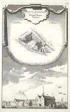Antica mappa, het Lucia klooster