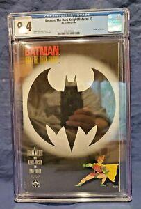 Batman: The Dark Knight Returns #3 CGC 9.4 #123124014 first print Frank Miller