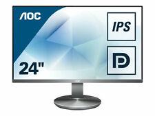 "AOC I2790VQ/BT 27"" Widescreen IPS LED Gunmetal Multimedia Monitor 1920x1080/4ms"