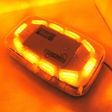 30W 30 LED WORK LIGHT BAR BEACON EMERGENCY WARNING STROBE LIGHTS AMBER 12/24V