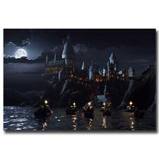 Full Drill Diamond Painting Kit Like Cross Stitch Harry Potter Hogwarts School