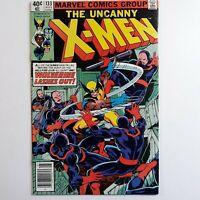 Uncanny XMen #133 Wolverine Dark Phoenix  Hellfire Club John Byrne FREE SHIPPING