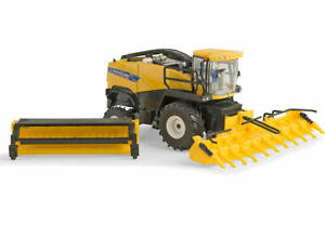 NEW HOLLAND FR850 SP Forage Harvester with two heads - 1-64
