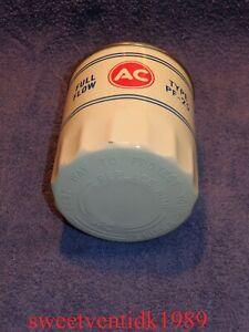 (1)..'NOS' Vintage AC PF-25 Oil Filter......'EMBOSSED ORIGINAL'