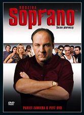 RODZINA SOPRANO (THE SOPRANOS) - SEZON 1 - BOX [4 DVD]