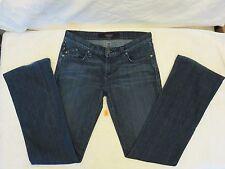 Rock & Republic Women's Size 29 Jeans KURT Dark Wash Flare USA Made
