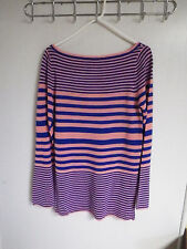 BONGO LADIES JUNIORS SIZE M PULL OVER KNIT INSANE SWEATER LONG SLEEVE NWT
