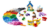 Lego Classic 1,500 Pieces! Bricks Bricks Bricks #10717 Wonderful Gift for Anyone