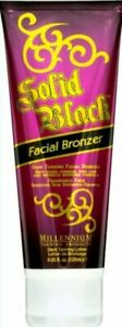 Millennium Solid Black Facial Bronzer Fragrance Free for Sensitive Skin 4 ozs