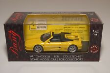 V 1:43 BANG 8034 FERRARI 355 SPIDER ROAD STREET YELLOW MIB