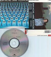 JEAN MICHEL JARRE-EQUINOXE-1978-W.GERMANY-POLYDOR RECORDS 800025-2 05 %-CD-MINT-