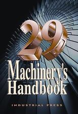 Machinery's Handbook 29th Edition - Toolbox-ExLibrary
