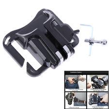 Waist belt buckle for camera mount clip loading fast holster hanger ho Z TDC