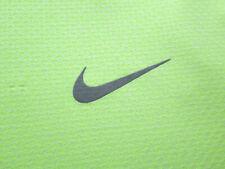 Nike Dri-Fit Men's Day-Glo Ss Running Shirt (M) Soft! 😎