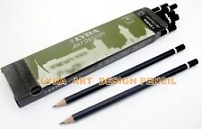 Drawing Pencils 5B LYRA 12 pcs / box FINE ART DESIGN Germany