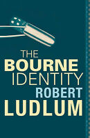 The Bourne Identity by Robert Ludlum Paperback NEW Free P&P