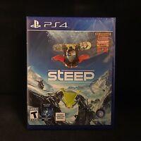 Steep (Sony PlayStation 4, 2016) BRAND NEW / Region Free
