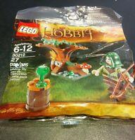 New LEGO Mirkwood Elf Guard Polybag 30212 - Free US Shipping