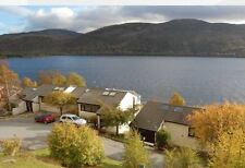 Loch Rannoch Rental 29th June to 6th July, 1 bed 1 bath sleeps 4, loch view.