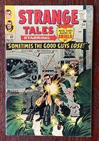 Strange Tales 138. 1st Eternity. 1965. Beautiful Copy.