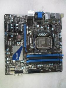 MSI Motherboard H67MA-E45 (B3) (B602)