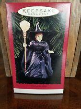 1996 Hallmark Keepsake Ornament Wizard of Oz Witch of the West