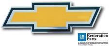 73-74 Chevrolet C/K Pickup Truck Gold Foil Bowtie Grille Sticker Emblem