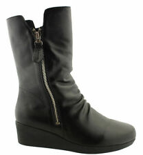 Women's Casual Zip Boots