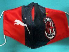 AC Milan face protection mask- reusable