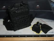 DID VEST LAPD SWAT ASSAULTER DRIVER 1/6 ACTION FIGURE TOYS dam did soldier vts