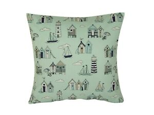"""Seaside Blue Cushion/Scatter Cover Filled/Unfilled 18"""" 20"""" 22"""" 24"""""""