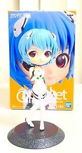 Banpresto Neon Genesis Evangelion EVA Q Posket Figure Toy Rei Ayanami BP16379