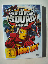 The Super Hero Squad Show - Hero Up! -  DVD