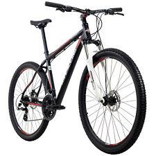 Mountainbike Hardtail 29'' Sharp schwarz-rot MTB 24 Gänge M802M