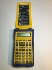 Calculated Industries ElectriCalc Pro 5060 Scientific Calculator Works Great
