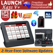 LAUNCH X431 V+ PAD Tablet Code Reader Oil Reset Wifi OBD2 Auto Programmer Tool