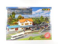 FALLER 190066 H0 Aktions-set Bahnhof Duningen