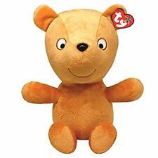 "Peppa Pig Teddy Buddy Plush Soft Toy, Ty Beanie Babies 10"" (25cm)"
