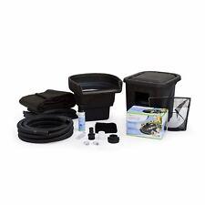Customized 8x11 Pond Kit w/Aquascape Skimmer/Filter & 3000 gph pump-energy saver
