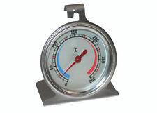 TERMOMETRO DA FORNO PER INTERNO FORNO ACCIAIO INOX DA 0° A 300° GRADI EVA