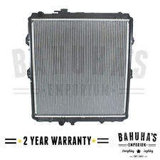 BRAND NEW RADIATOR TOYOTA HILUX 1997 TO 2002 2.4 TURBO DIESEL FOR MANUAL CARS