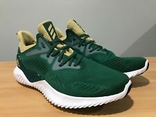 ff1780fa7 Adidas Men s Alphabounce Beyond NCAA Notre Dame Running Shoes Size 9.5  F36828