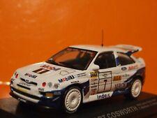1:43 Scale  Ford Escort Cosworth  T Makinen 1994 WRC