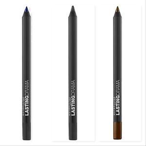 MAYBELLINE Lasting Drama SHARPENABLE Khol Eye Liner Pencil - CHOOSE SHADE - NEW