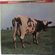 PINK FLOYD Atom Heart Mother LP Horzu SHZE 297 Germany QUADRAPHONIC Rare Red Lbl
