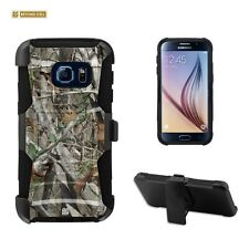 Beyond Cell Shell Case Armor Kombo For Samsung Galaxy S7 Autumn Camouflage