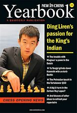 Yearbook 115. Chess Opening News. By The NIC Editorial team. NEW BOOK