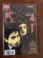 X-Files Season Squeeze #1A Comic Book 1997 Topps FREE Bag/Board Chris Carter