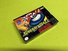 Smartball  * Snes Box Only * Super Nintendo Original box