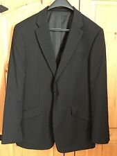 One Button Pinstripe NEXT Suits & Tailoring for Men